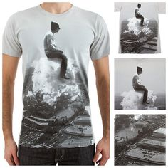 "IMAGINARY FOUNDATION* ""Could Ride"" Sublimation T Shirt"
