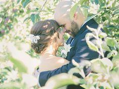 Jean-Max+Catherine wedding @ Instant d'une vie Mélodie Hoareau photographer, Rougemont, Canada.