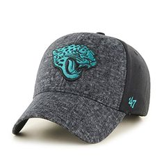 2fe5c61ddab NFL Jacksonville Jaguars Zonda MVP Hat One Size Black     To view further  for this item
