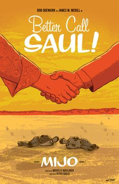 Better Call Saul Episode Two, Mijo, Poster by Matt Talbot
