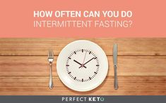 Does consistency matter to intermittent fasting? We're answering how often should you intermittent fast to lose weight & enjoy the health benefits of it. Weight Loss Meal Plan, Fast Weight Loss, Weight Loss Tips, Lose Weight, Intermittent Fasting Before And After, Intermittent Fasting Rules, 21 Day Meal Plan, Water Fasting, Weight Loss For Women