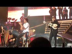 Concierto Chayanne en Puerto Rico 2/11/2011 - Patria - YouTube