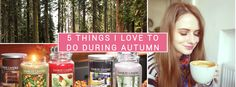 5 things I love to do during autumn