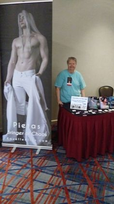 Are you going to @OutlantaCon? March 19-22 #ATL #SciFi #MFRWhooks