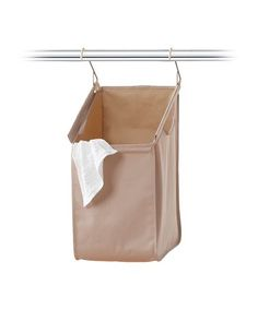 Hanging Laundry Hamper #zulilyfinds