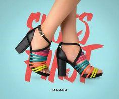 A vida é curta demais para você usar sapatos sem graça. :) Sandália ref. N7942