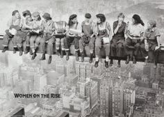 New York - History - History: Men at lunch (Lunch atop a Skyscraper Part III)
