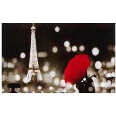 Paris Kiss ($100) ❤ liked on Polyvore featuring home, home decor, wall art, backgrounds, art, paris, random, furniture, paris wall art and wall street art