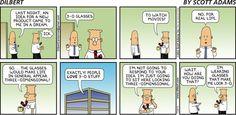 Dilbert Cartoon for Jul/20/2014