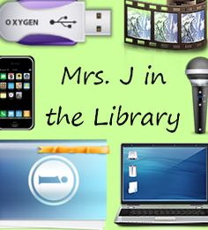 Mrs. J in the Library's TpT Store - School library instruction and management materials for school librarians, teacher-librarians, library media specialists, and literacy teachers.