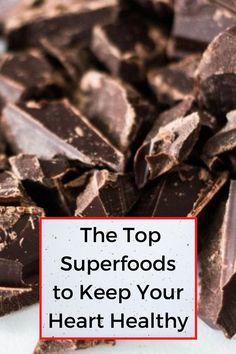 #Top #Superfoods #Keep #Heart #Healthy
