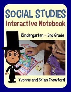 Interactive Social Studies Notebook $