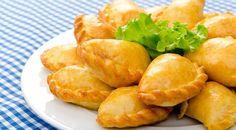 Pufīgi, mīksti un bez apdegušiem galiem – 12 receptes svētku pīrādziņiem Portuguese Recipes, Turkish Recipes, Appetizer Recipes, Snack Recipes, Snacks, Good Food, Yummy Food, No Salt Recipes, Saveur