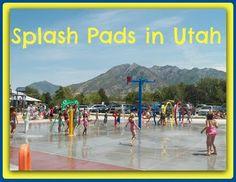 List of splash pads in Utah.