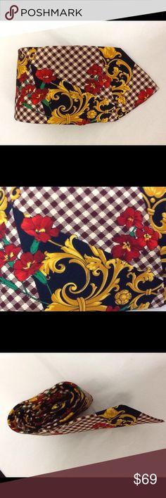 Kenzo silk floral tie Kenzo silk floral tie Kenzo Accessories Ties