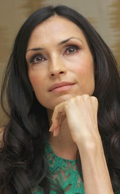 Cum on famke janssen can