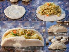 Cooking with Ria: Trinidad Aloo (Potato) Pie