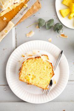 Ananas Kastenkuchen