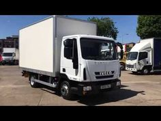 BV65 YNJ VIDEO Used Trucks For Sale, Commercial Vehicle, Recreational Vehicles, Body, Online Business, Camper, Campers, Single Wide