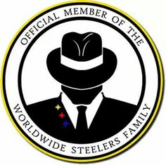 Member of the worldwide Steelers family