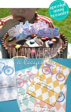 Un anniversaire à bicyclette   téléchargement