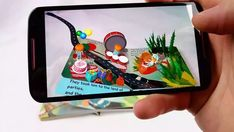 Image result for augmented reality app in nature