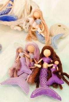 waldorf mermaid bendy doll 4