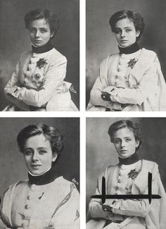 Maude Adams as Duke of Reichstadt in L'Aiglon, c.1900.  (via NYPL Digital Library & Bookmice)