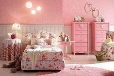 Decorar dormitorios de niña estilo princesa - http://ini.es/1qcR6eP