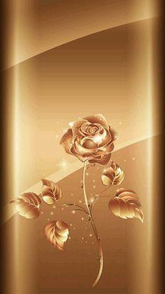 Wallpaper…By Artist Unknown… – Xy Xy – wallpaper iphone Gold Wallpaper Hd, Beautiful Wallpaper For Phone, Flower Iphone Wallpaper, Beautiful Flowers Wallpapers, Disney Phone Wallpaper, Phone Screen Wallpaper, Heart Wallpaper, Cellphone Wallpaper, Mobile Wallpaper