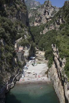 Furore Fjord - Amalfi Coast, Italy.