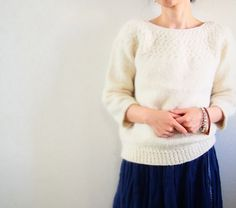 I made this pattern with Hinterland and EYLUL yarns cooperation.