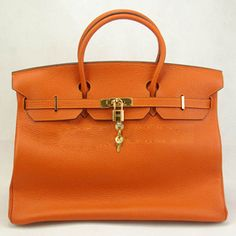 If you are going to spend 15 grand on a bag, you might as well get it in a loud color