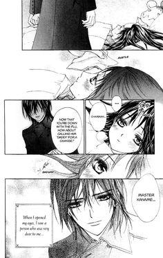 Vampire Knight 14.5 Page 5