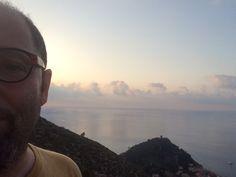 Varigotti, Selfie all'alba