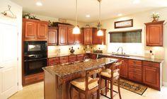 Kitchen Cupboards!