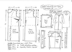 Простая выкройка пальто (Шитье и крой) — Журнал Вдохновение Рукодельницы