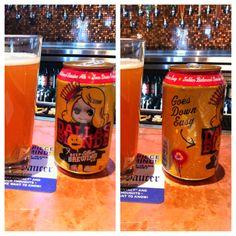 Dallas Blonde by Deep Ellum Brewing Co in Dallas, TX. A golden balanced seasonal ale that goes down easy. 5.2% abv