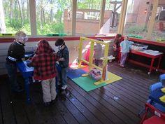Outdoor Classroom @Joo Hee @ Teach Preschool