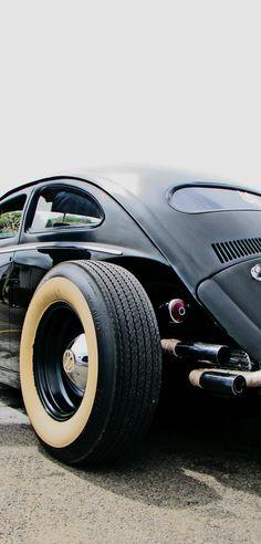 Relic :: [Photos] VOLKSRODS  #beetle, #rod, #drag, custom, #vw