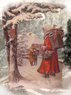 Christmas Images, Vintage Christmas, Time Images, Hollywood Icons, Paper Dolls, Scrap, Mid Century, Santa, Xmas