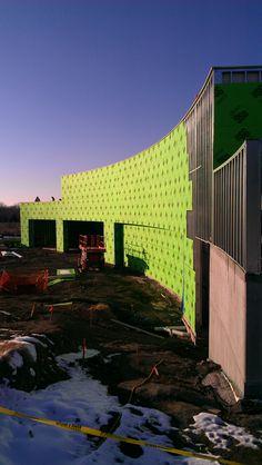 Construction Progress - December 11, 2013