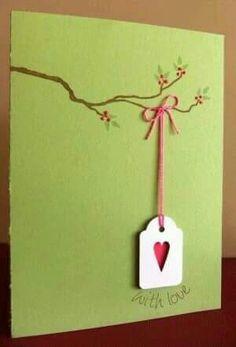 DIY craft cards