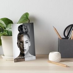 Buy How Do You Define Beauty mini art board prints!