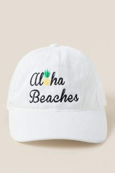 buy popular f3507 e9882 Aloha Beaches Baseball Cap Affiliate Aloha Beaches, Baseball Cap,