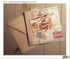 DIY ::: Romantic-Card in 3D-Look