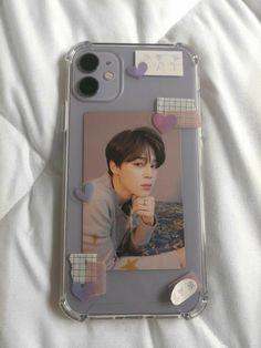 Korean Phone Cases, Kpop Phone Cases, Phone Covers, Cute Cases, Cute Phone Cases, Iphone Cases, Diy Case, Diy Phone Case, Homemade Phone Cases