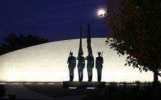 Memorial Wall Uplight
