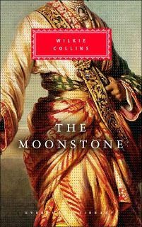 The Moonstone by Wilkie Collins : to read