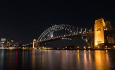 Sydney Harbour Bridge by Simon Lodge on 500px